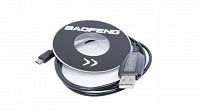 USB +CD Baofeng BF-T1 mini кабель-программатор